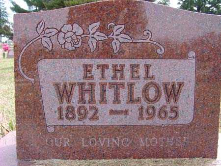 WHITLOW, ETHEL - Warren County, Iowa | ETHEL WHITLOW