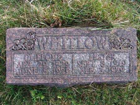 WHITLOW, LESTER - Warren County, Iowa | LESTER WHITLOW