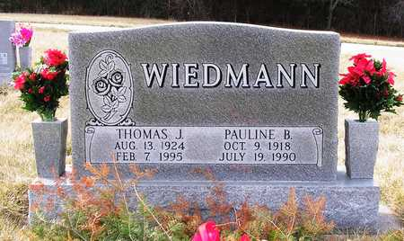 WIEDMANN, THOMAS J. - Warren County, Iowa | THOMAS J. WIEDMANN