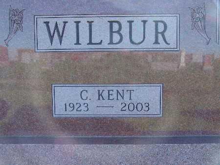 WILBUR, C. KENT - Warren County, Iowa | C. KENT WILBUR