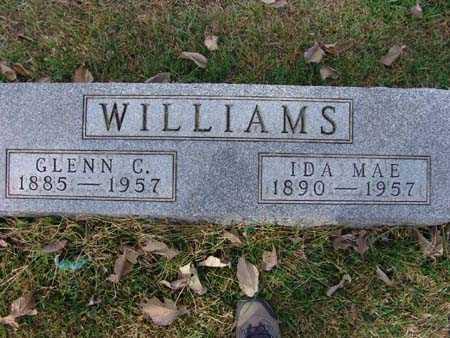 WILLIAMS, IDA MAE - Warren County, Iowa | IDA MAE WILLIAMS