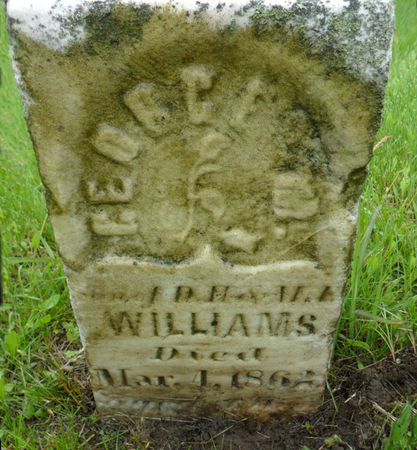 WILLIAMS, GEORGE M. - Warren County, Iowa | GEORGE M. WILLIAMS
