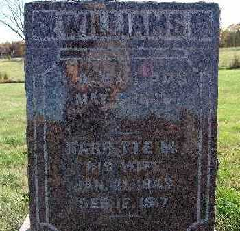 WILLIAMS, J. A. - Warren County, Iowa | J. A. WILLIAMS