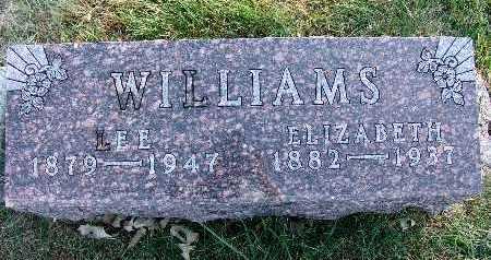 WILLIAMS, ELIZABETH - Warren County, Iowa | ELIZABETH WILLIAMS