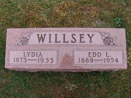 WILLSEY, EDD L. - Warren County, Iowa | EDD L. WILLSEY