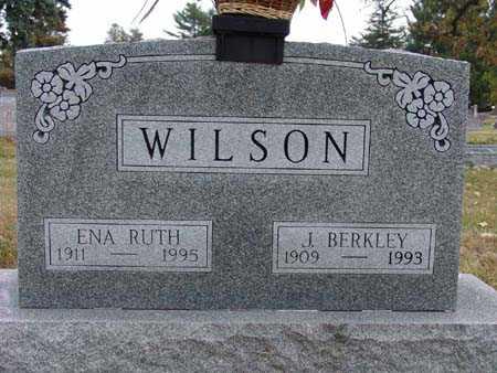 WILSON, J. BERKLEY - Warren County, Iowa | J. BERKLEY WILSON