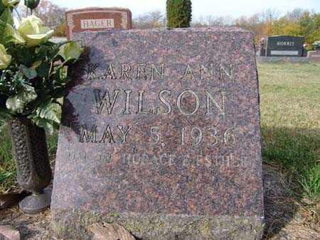 WILSON, KAREN ANN - Warren County, Iowa | KAREN ANN WILSON