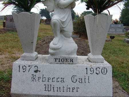 WINTHER, REBECCA GAIL - Warren County, Iowa   REBECCA GAIL WINTHER