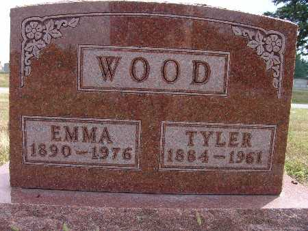 WOOD, TYLER - Warren County, Iowa   TYLER WOOD