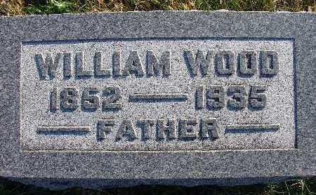 WOOD, WILLIAM - Warren County, Iowa | WILLIAM WOOD