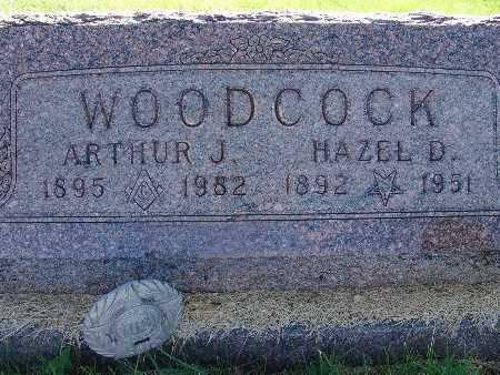 WOODCOCK, HAZEL D. - Warren County, Iowa | HAZEL D. WOODCOCK