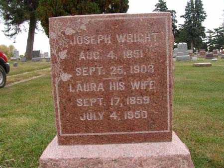 WRIGHT, JOSEPH - Warren County, Iowa | JOSEPH WRIGHT
