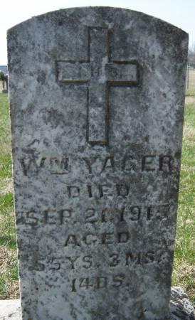 YAGER, WILLIAM - Warren County, Iowa | WILLIAM YAGER