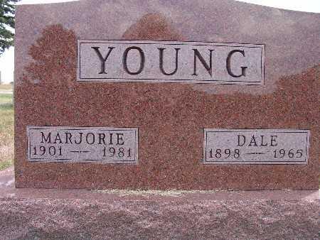 YOUNG, MARJORIE - Warren County, Iowa | MARJORIE YOUNG