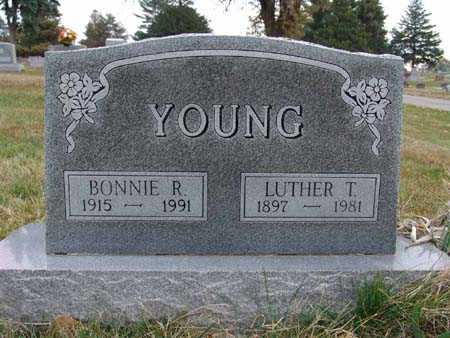 YOUNG, LUTHER T. - Warren County, Iowa | LUTHER T. YOUNG