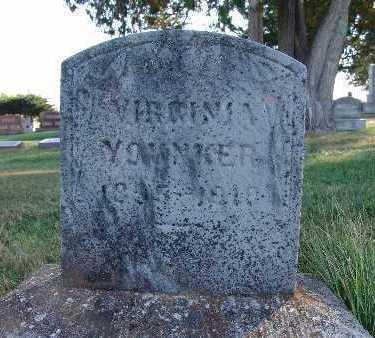 YOUNKER, VIRGINIA - Warren County, Iowa | VIRGINIA YOUNKER
