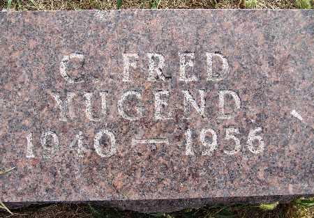 YUGEND, C. FRED - Warren County, Iowa | C. FRED YUGEND