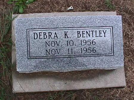BENTLEY, DEBRA - Washington County, Iowa | DEBRA BENTLEY