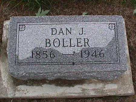 BOLLER, DAN - Washington County, Iowa | DAN BOLLER