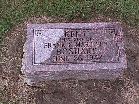BOSHART, KENT - Washington County, Iowa | KENT BOSHART