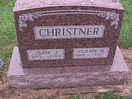 CHRISTNER, GOLDIE - Washington County, Iowa | GOLDIE CHRISTNER