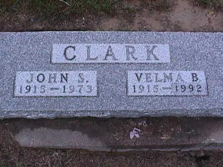 CLARK, JOHN - Washington County, Iowa | JOHN CLARK