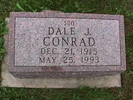 CONRAD, DALE J. - Washington County, Iowa   DALE J. CONRAD