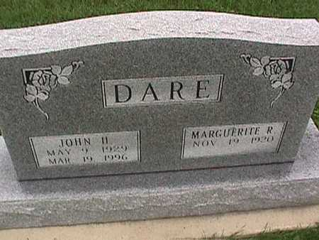 DARE, JOHN - Washington County, Iowa | JOHN DARE