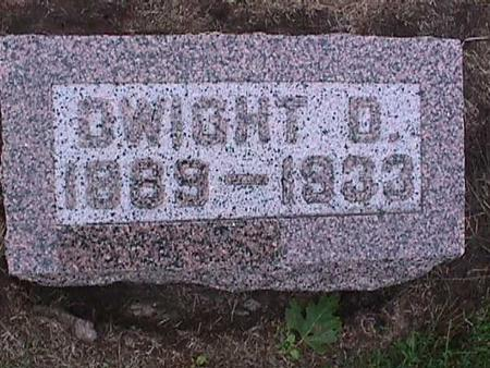 DAVIS, DWIGHT - Washington County, Iowa | DWIGHT DAVIS