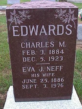 NEFF EDWARDS, EVA - Washington County, Iowa | EVA NEFF EDWARDS