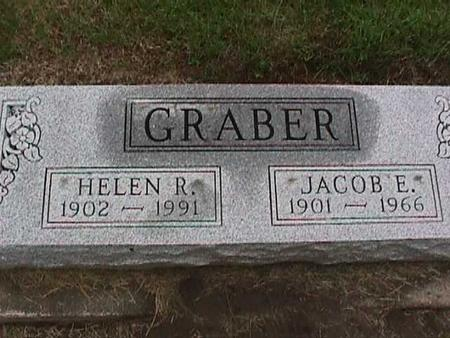 GRABER, HELEN - Washington County, Iowa | HELEN GRABER