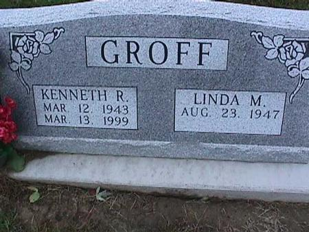 GROFF, LINDA - Washington County, Iowa | LINDA GROFF