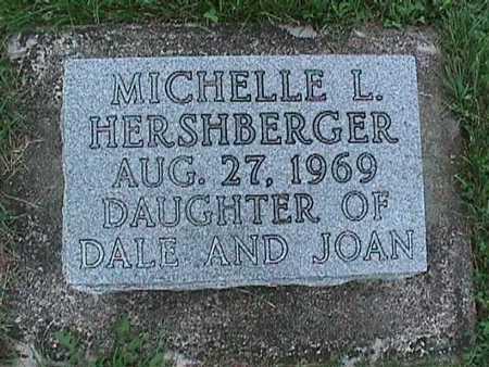 HERSHBERGER, MICHELLE - Washington County, Iowa | MICHELLE HERSHBERGER
