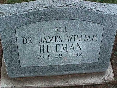HILEMAN, JAMES - Washington County, Iowa | JAMES HILEMAN