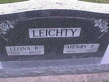 LEICHTY, HENRY - Washington County, Iowa | HENRY LEICHTY