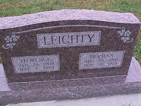 LEICHTY, HERMAN - Washington County, Iowa | HERMAN LEICHTY