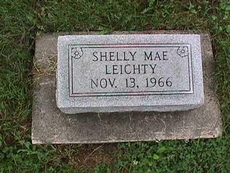 LEICHTY, SHELLY MAE - Washington County, Iowa | SHELLY MAE LEICHTY