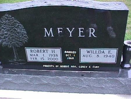 MEYER, WILLDA - Washington County, Iowa | WILLDA MEYER