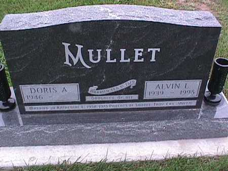 MULLET, DORIS - Washington County, Iowa   DORIS MULLET