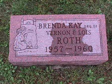 ROTH, BRENDA KAY - Washington County, Iowa | BRENDA KAY ROTH
