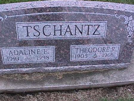 TSCHANTZ, THEODORE - Washington County, Iowa | THEODORE TSCHANTZ