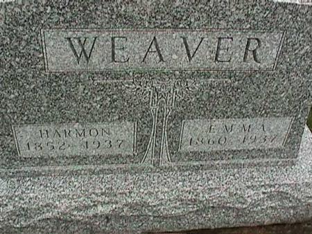 WEAVER, HARMON - Washington County, Iowa   HARMON WEAVER