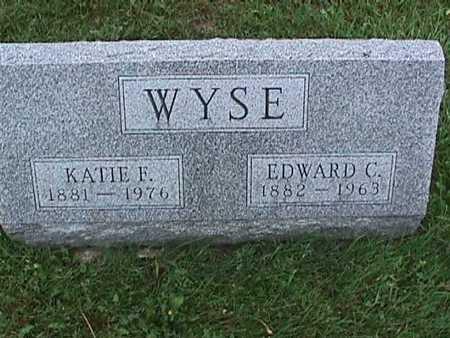 WYSE, KATIE - Washington County, Iowa | KATIE WYSE