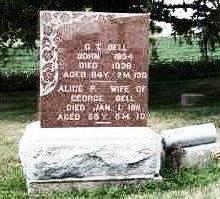 BELL, ALICE P. - Washington County, Iowa | ALICE P. BELL