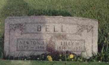 BELL, NEWTON JASPER - Washington County, Iowa | NEWTON JASPER BELL