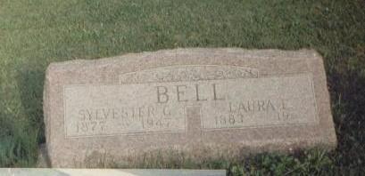 WHETSTINE BELL, LAURA - Washington County, Iowa | LAURA WHETSTINE BELL