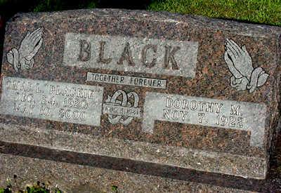 BLACK, OMAR LEROY - Washington County, Iowa | OMAR LEROY BLACK