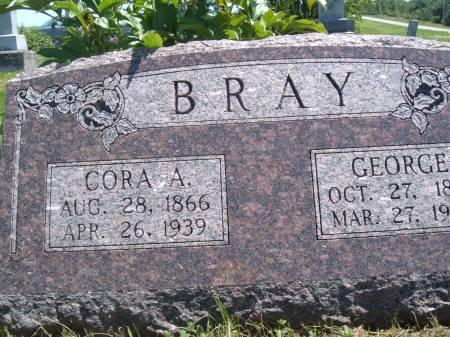 BRAY, GEORGE - Washington County, Iowa | GEORGE BRAY