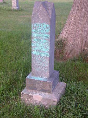 BUSBY, KATIE V. - Washington County, Iowa | KATIE V. BUSBY