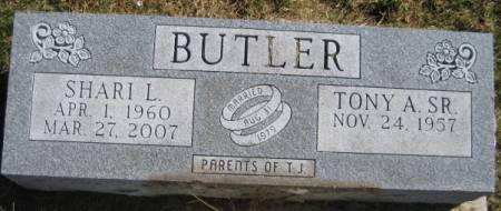 BUTLER, SHARI L. - Washington County, Iowa | SHARI L. BUTLER